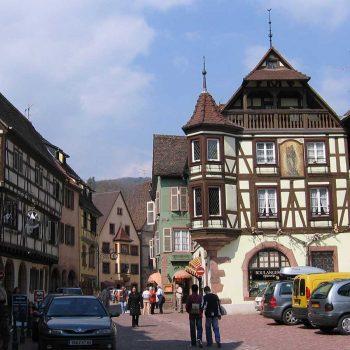 Centre ville Kaysersberg