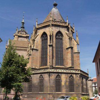 Colmar Collégiale Saint-Martin