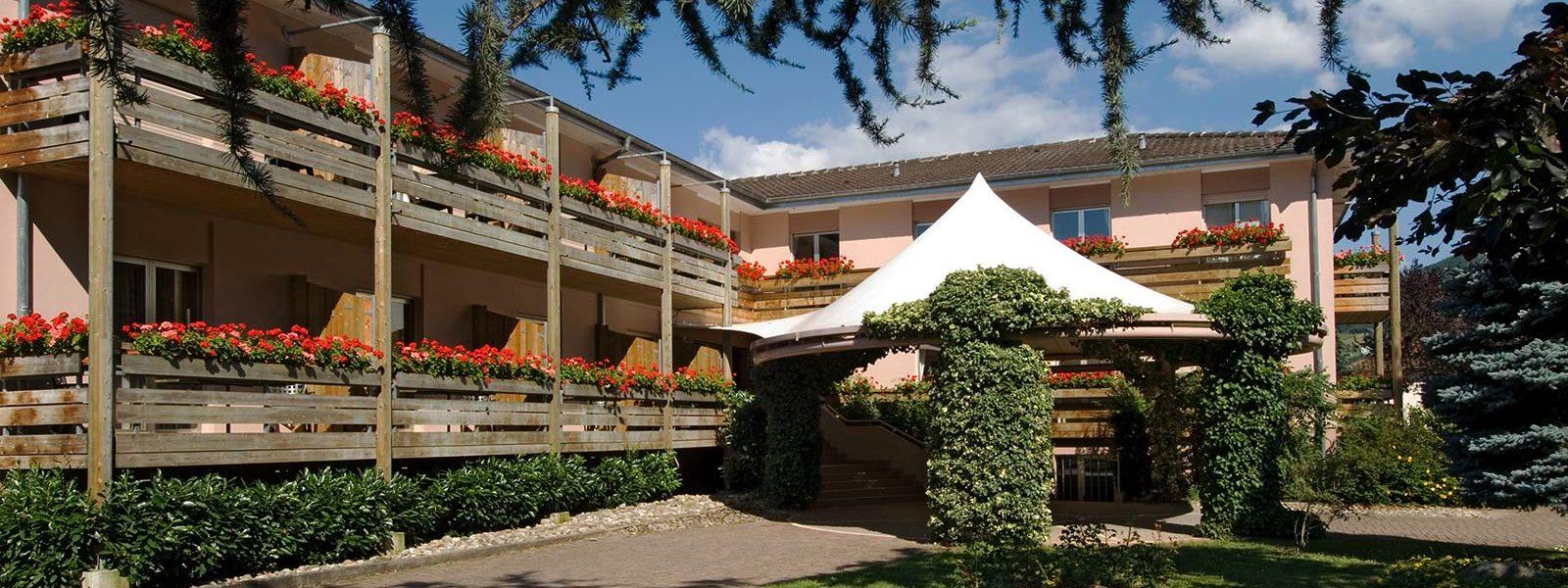 Hôtel Les Remparts 4 rue de la Flieh 68240 Kaysersberg