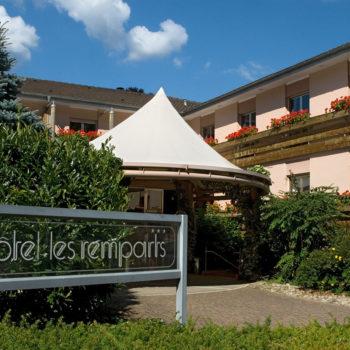 Hotel les Remparts Kaysersberg