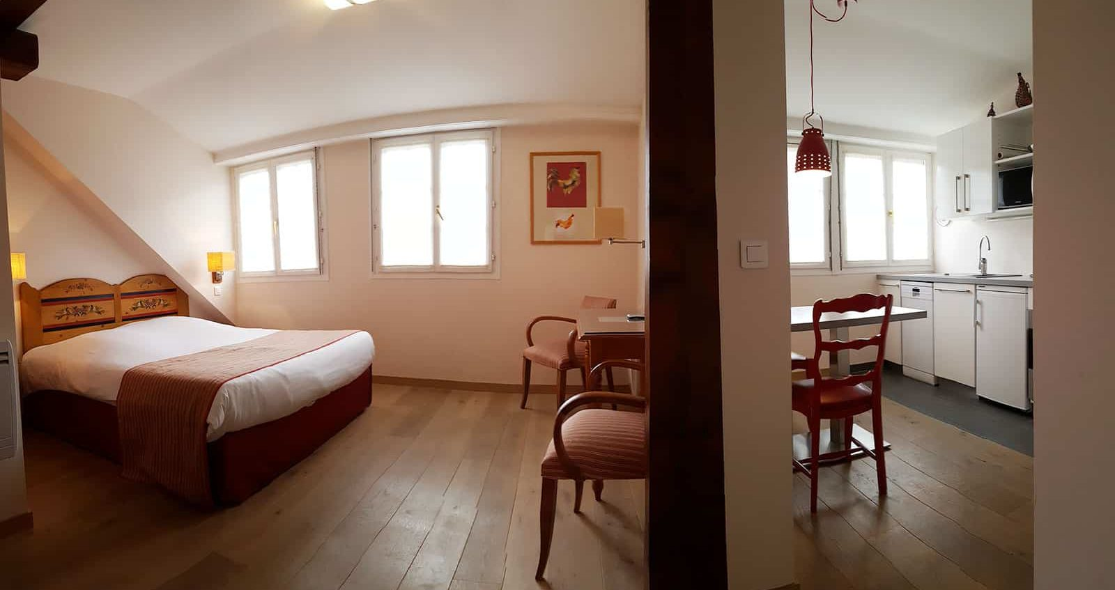 Chambre Appartement Frantz n°58