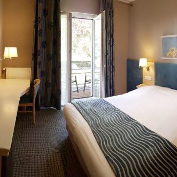 Chambre double avec balcon n°3