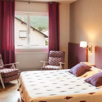 Chambre double sans balcon Kaysersberg les Remparts