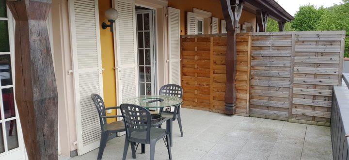 Terrasse Appartement Seppi n°54