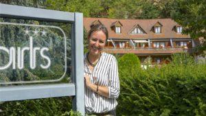 Françoise KELLER Hotel les Remparts