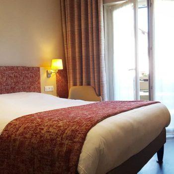 chambre double + balcon n°11